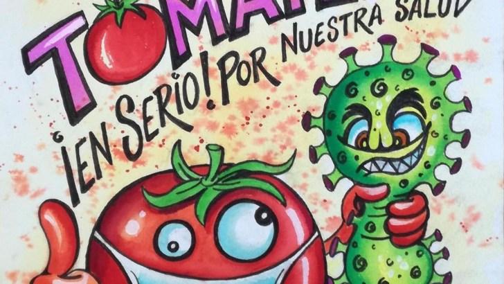 La Tomatina recibe cientos de muestras de apoyo a través de Internet en su 75 aniversario
