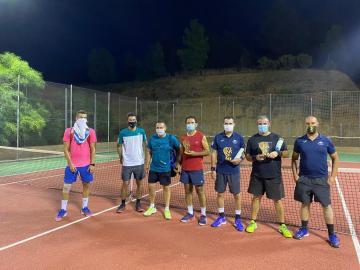 Ganadores Tie-Breaks Tenis Buñol 2020 4
