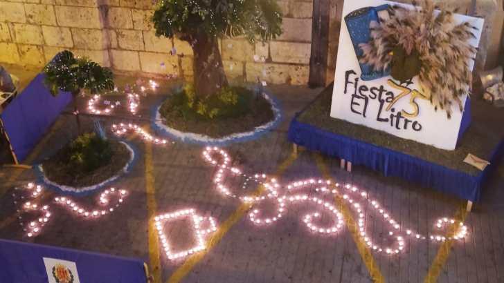 «La Armónica» de Buñol celebra un simbólico acto por el 75 Aniversario de la Fiesta de «El Litro»