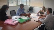 La Plataforma Pro Hospital hace llegar sus reivindicaciones a la Secretaria Autonómica