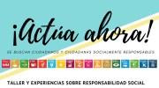 Los vecinos y vecinas de Alborache comparten propuestas sobre la responsabilidad social de la ciudadanía