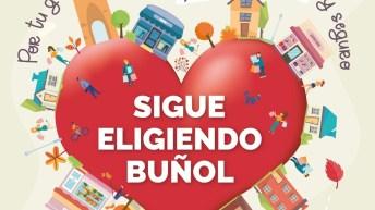 Se pone en marcha la campaña «Sigue eligiendo Buñol» para todos los comercios y empresas de la localidad
