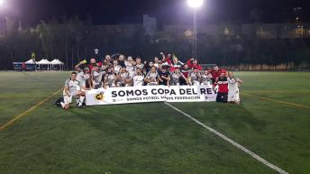 El CD Buñol se medirá al Elche CF en la primera eliminatoria de la Copa del Rey