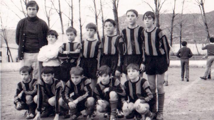 El Sporting Gila y el fútbol base de hoy