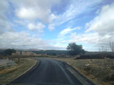 Alborache mejora los caminos rurales Tollo y Barraconel