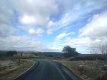 camino alborache