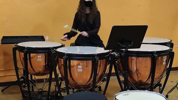 El Conservatorio de Buñol realiza sus tradicionales audiciones del segundo trimestre por streaming