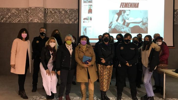 Buñol presenta la Unidad Contra la Violencia de Género