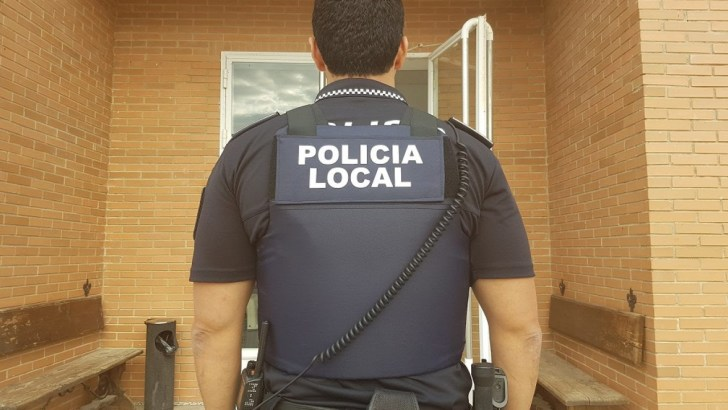 La Policía Local de Chiva evita la ocupación de una vivienda