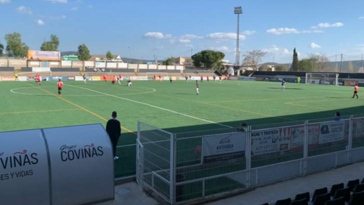 El CD Buñol se impone 0 a 1 al SC Requena en un partido muy serio