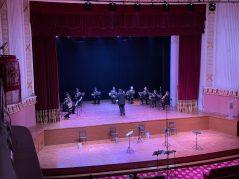 Coro de Trompas - Escenario