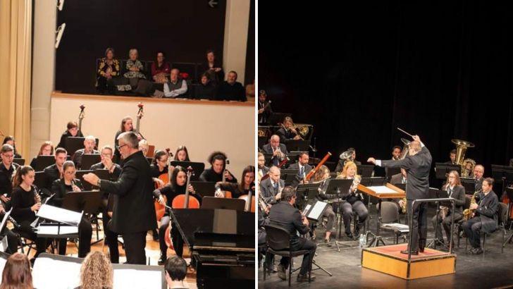 Los buñolenses Jesús Perelló y José Solá participarán como directores invitados con la Banda Municipal de Badajoz