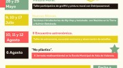 Verano Joven'21, la programación de actividades para jóvenes de 12 a 30 años de Alborache