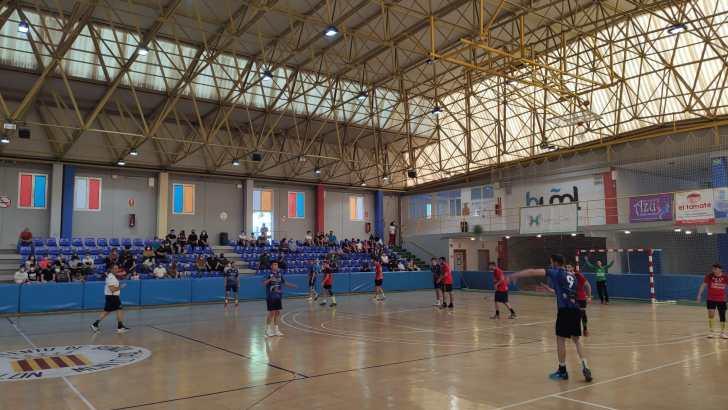 El sénior del Club Balonmano Buñol se clasifica como primero de grupo para la Fase de Ascenso