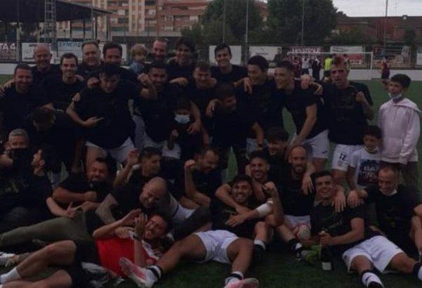 El CD Buñol se proclama campeón de liga