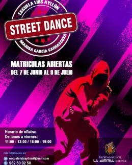 Escuela Danza urbana