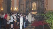 Las parroquias de Buñol celebran el tradicional Corpus Christi