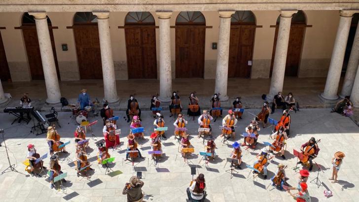 El Festival Pantalla Alborache arranca con música de cine y 'Las Niñas', la mejor película de los últimos Goya