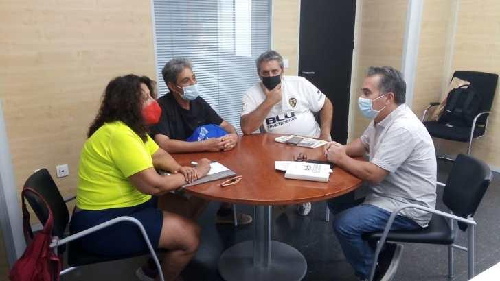 La Plataforma Pro Hospital se moviliza ante la falta de medios sanitarios este verano en La Hoya
