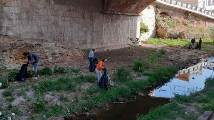 Arranca el voluntariado medioambiental de Chiva
