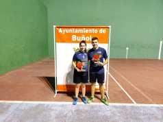 Campeones Mixto Alejandro-Amara