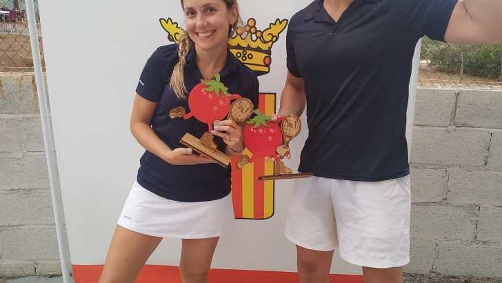 Gran éxito de participación en los deportes de raqueta