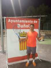 Subcampeón Juan Miñana