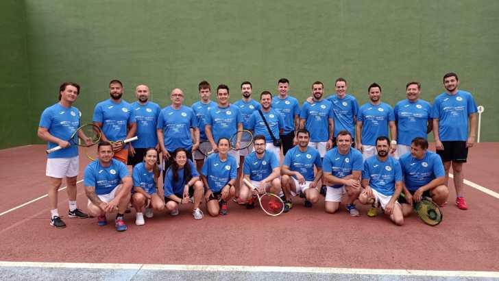 El Club Frontenis Deportivo Buñol contará con un equipo en División de Honor