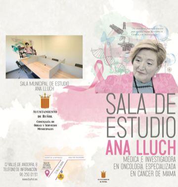 Sala Estudio Buñol Ana Lluch