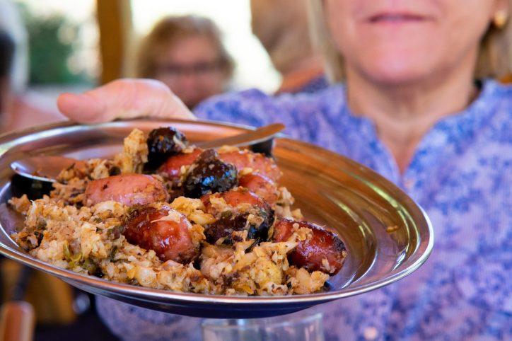 10 05 2021 Taller participativo El buen comer en Alborache