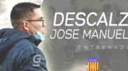 José Manuel Descalzo, nuevo entrenador del CD Buñol