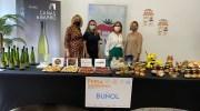 Buñol ofrece una amplia gama de productos en la I Feria Gastronómica de La Mancomunidad