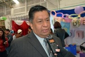 Rafael Córdoba Alonso, director de incubadora de Negocios de la Fundación Pro empleo Productivo de Xalapa.