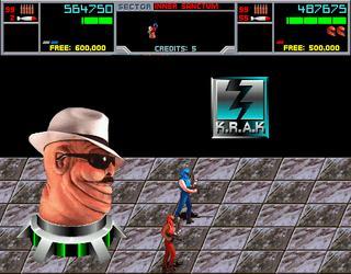 narc arcade mr big