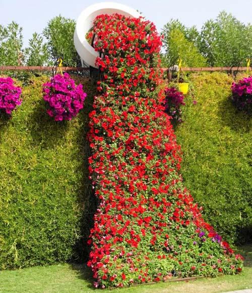 Цветники и клумбы своими руками на даче (фото), цветущее ...
