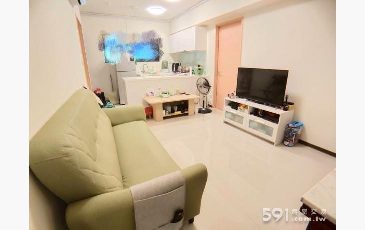 住宅出售,三房一廳一衛一陽臺,信義城溫馨3房+大車位-基隆房屋出售-591售屋網
