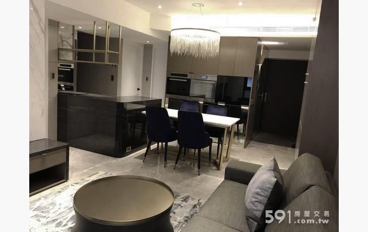 住宅出售,三房二廳二衛零陽臺,信義城百萬裝潢三房-基隆房屋出售-591售屋網