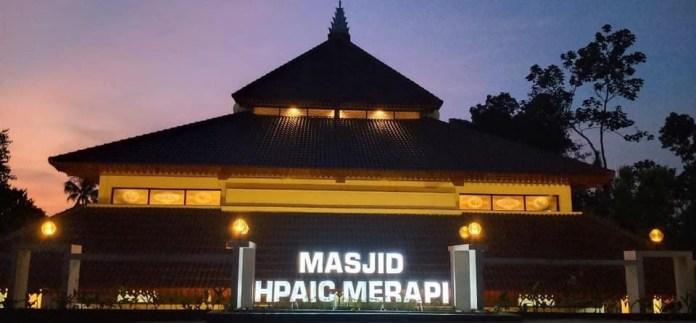 Masjid HPAIC Merapi sebagai lambang perjuangan HPA di Indonesia. Masjid ini berada di Komplek Pesantren HPAIC Merapi di Turi, Sleman, Yogyakarta