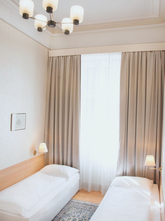 Doppelzimmer Twinbed