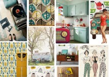 retro mood board 3