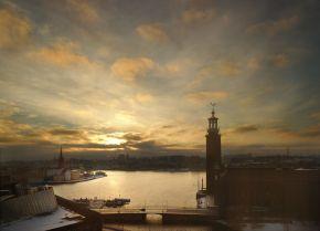 Stockholm Sunrise