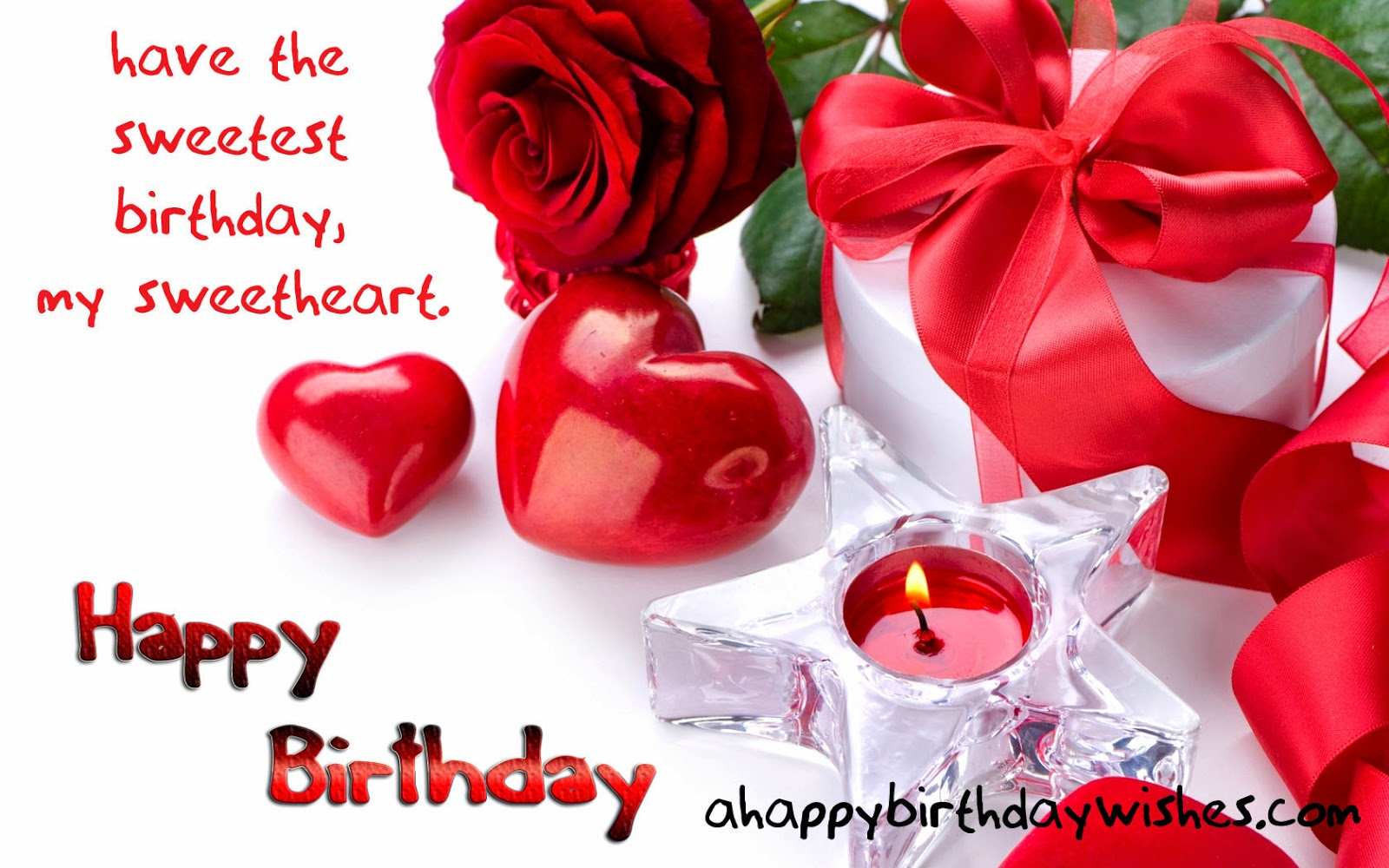 Heartfelt Birthday Wishes That Can Express Your Love To
