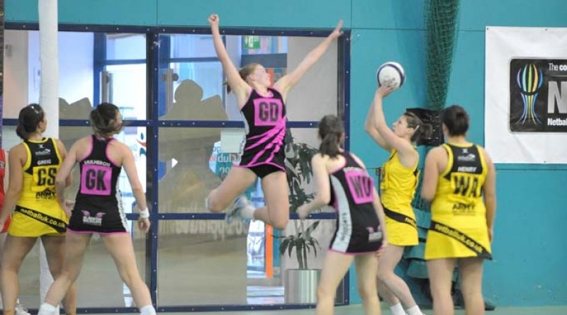 Netball camps through NPC (Scotland) Ltd
