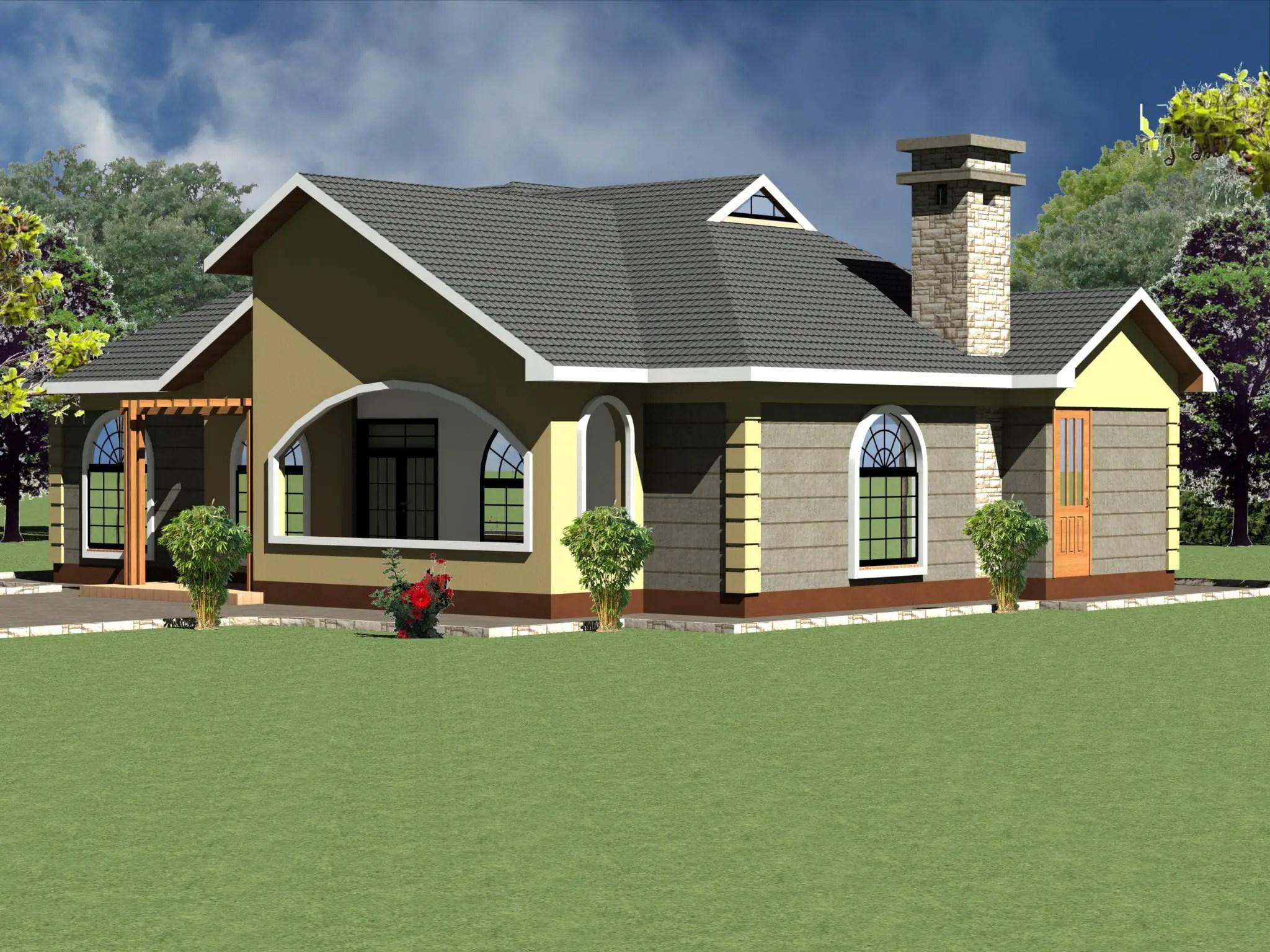 10 Bedroom Modern House Plans And Designs - Novocom.top