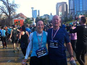 HPD at 2015 The Age Run Melbourne Half Marathon
