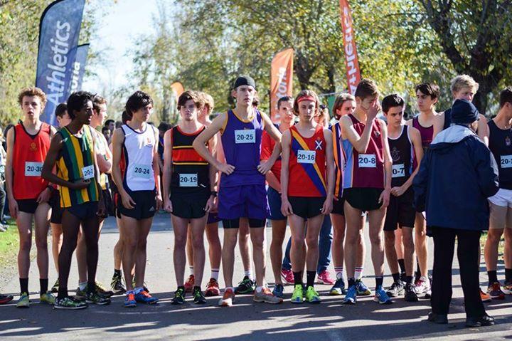Victorian All-Schools Road Relay Championships 2016