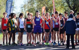 Victorian All-Schools Road Relay Championships 2016