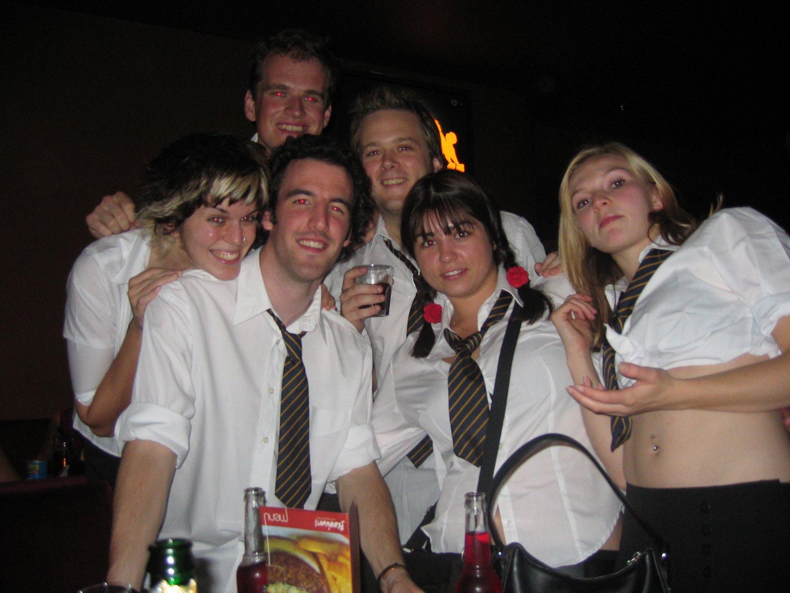 Nothing like a school disco night!