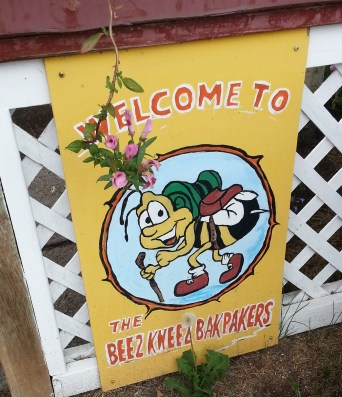 Great hostel, The Beez Kneez - http://www.bzkneez.com/