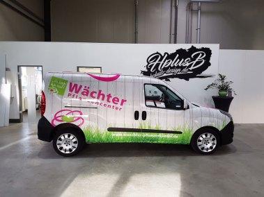 HplusB-Design-Auto-Vollfolierung-Autowerbung-Waechter-Pflanzencenter